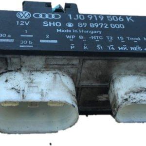 блок управления вентилятора
